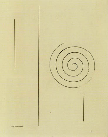 Joyce by Brancusi